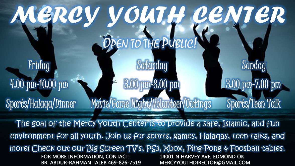 Mercy Youth Club